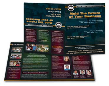 Roselle Brochure Graphic Design from Roselle Graphic Designer Controlled Color, Inc.