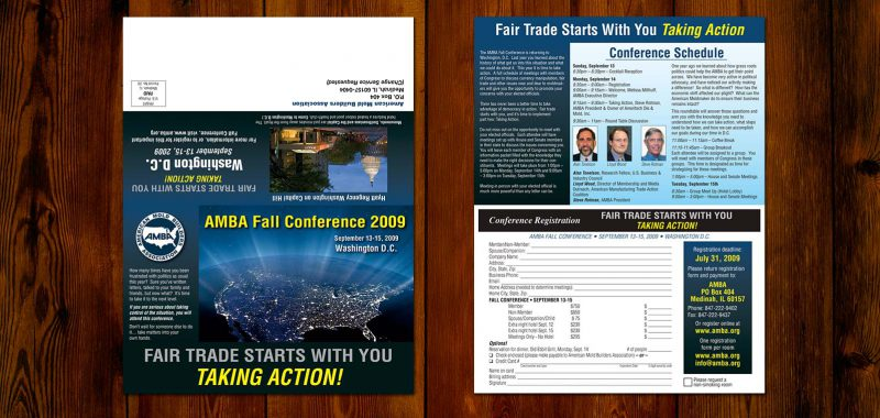 Brochure Graphic Design from Roselle Graphic Designer Controlled Color, Inc.