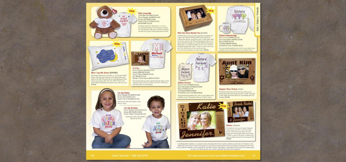 Catalog Design from Roselle Catalog Designer Controlled Color, Inc.