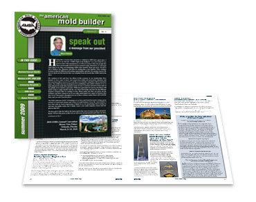 Newsletter Graphic Design from Roselle Graphic Designer Controlled Color, Inc.