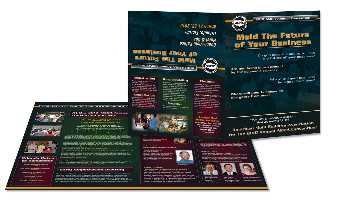 Roselle Brochure Printing from Roselle Printer Controlled Color, Inc.