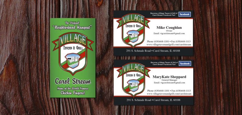 Business Card Designer | Controlled Color, Inc. | Controlled Color, Inc