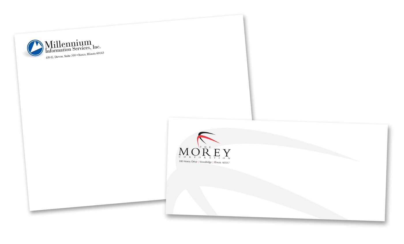 Roselle Envelope Printing from Roselle Printer Controlled Color, Inc.