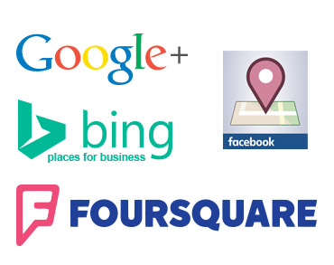 Image showing local directories that are involved using the Local Buzz local directory optimization services of internet marketing company Controlled Color, Inc.