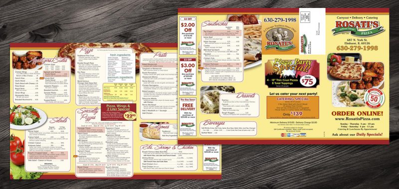 mailer menu designer controlled color inc controlled color inc