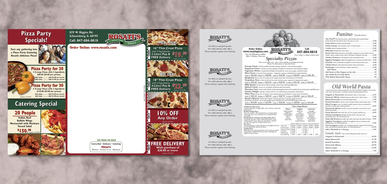 Smartmemo® Dry Erase Card Design from Roselle Graphic Designer Controlled Color, Inc.